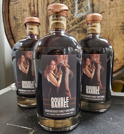 Product Image for Double Barrel